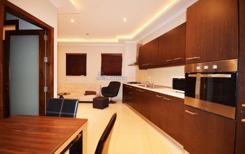Rent 1 bedroom Studio Apartment Sliema